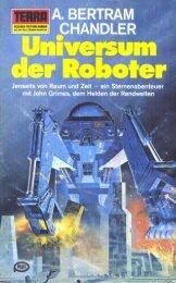 Universum der Roboter