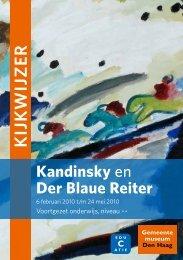 Kandinsky - Gemeentemuseum Den Haag