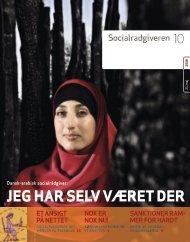 Socialrådgiveren nr. 10-2008 - Dansk Socialrådgiverforening