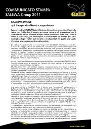SALEWA World