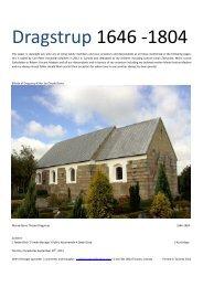 Dragstrup 1646 -1804 - DIS-Danmark