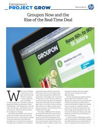 Groupon Now and the Rise of the Real-Time Deal