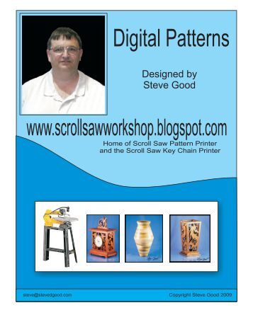 Creating Scroll Saw Patterns In Photoshop Steve Good border=