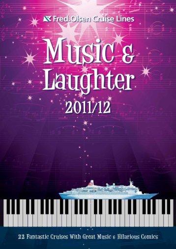 Music & Laughter - Fred Olsen Cruises