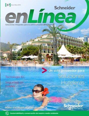 Soluciones Hoteleras - Schneider Electric