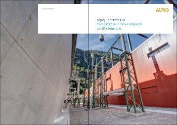 Alpiq EnerTrans SA: brossura PDF
