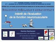 Téléchargez au format PDF - Société Française de Médecine du Sport