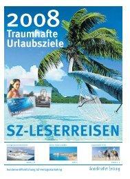 Traumhafte Urlaubsziele - Saarbrücker Zeitung