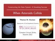 Slides - Geophysical Sciences