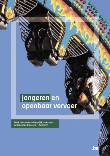 Jongeren en openbaar vervoer.pdf - Algemene Directie Veiligheid ...