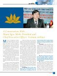 Pham Ngoc Minh, President and - Sabre Airline Solutions - Page 3
