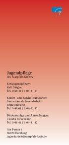 Jugendpflege - Saarpfalz-Kreis - Seite 4