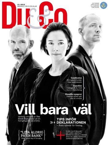 Du&Co # 1 2013 - Posten