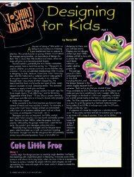 Designing for Kids-Cute Little Frog by Terry Hill