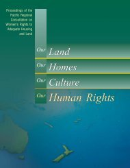 Report - Office of the High Commissioner on Human Rights