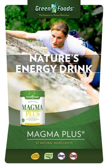 Magma Plus Product Info