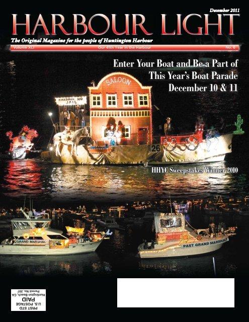 HL December 11.indd - Harbour Light Magazine