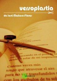 Versoplastia José Mañoso Flores 1 - Publicatuslibros.com