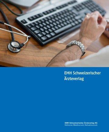 EMH Schweizerischer Ärzteverlag - Schwabe