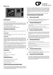 Megi-Chip Einbauhinweise für Amiga 2000 - Amiga Hardware ...