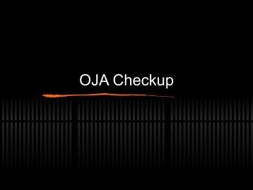 OJA Checkup 2008 - N.e.t.z.