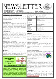 13 School Newsletter - 12/9/2012 Week 37 [pdf, 2 MB] - Orara Upper ...