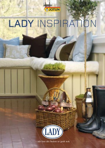 LADY INSPIRATION - Jotun