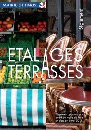 Règlement 26-05.indd - Ville de Paris