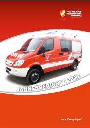 Jahresbericht 2012 [5,4 MB] - Freiwillige Feuerwehr Oepping