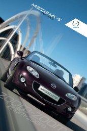 Broschüre MazdaMX-5 Hamaki - Autohaus Vollmari GmbH