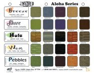 Download the 2013 Aloha Fabric Swatch Card Here - Freedom ...