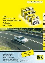 Katalognachtrag, Supplement, Additif Catalogue, Suplemento d