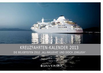 Silver Whisper - Thats Travel