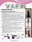 Package w/ morning, midday, & afternoon spots - VA Fashion Week ... - Page 2