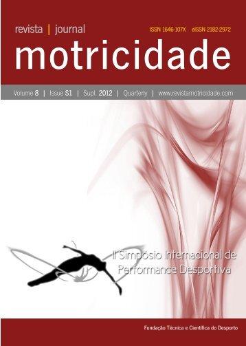 revista motricidade