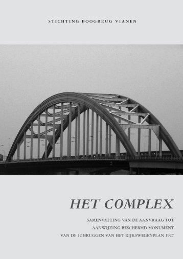 HET COMPLEX 12 BRUGGEN