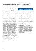 Gefahrstoffe in Grundschulen und  Kindertagesstätten (BG_GUV_SI ... - Seite 6