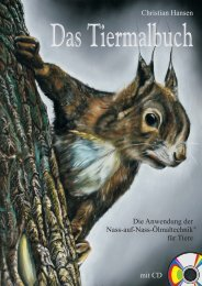 Christian Hansen / Das Tiermalbuch - Art-Shop22.de