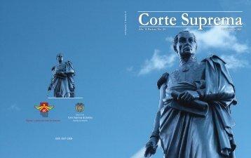 La independencia - Corte Suprema de Justicia