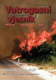Brojni požari na obali