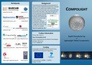 CompoLight Brochure (1 MB) - Danish Technological Institute