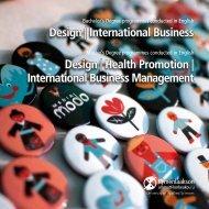 Design | International Business Design | Health Promotion ...
