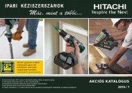 Hitachi Akció