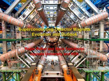 Superconducting Detector Magnets