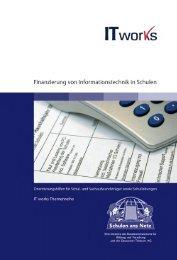 02 Finanzierung von Informationstechnik in ... - Schulen ans Netz e.V.