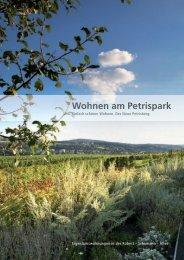 Wohnen am Petrispark - Matthias Ruppert GmbH & Co KG