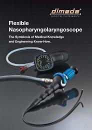 Flexible Nasopharyngolaryngoscope - Dimeda Instrumente GmbH