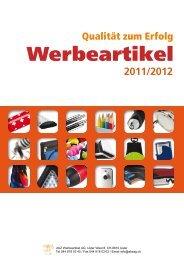 Werbeartikel - AbZ Werbeartikel AG