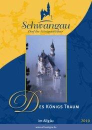 Fax (0 83 62) - Schwangau