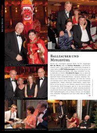 Ball des Weines 2011 - TOP Magazin Frankfurt